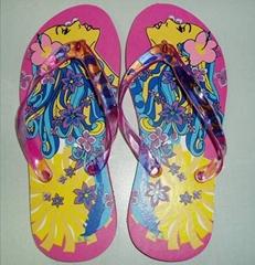 PE women slippers