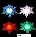 Flashing  Snowflake