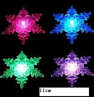 Snowflake Suction Light 1