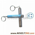 Projection torch with Keychain