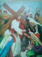 3D Religious Picture