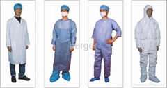 Surgical coverall