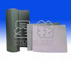 Flexible graphite Compound-reinforced Sheet and gasket
