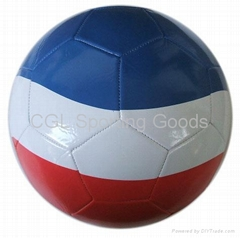 PEPSI soccer ball