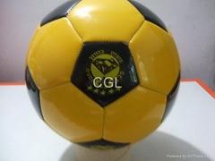 PU soccer ball/football
