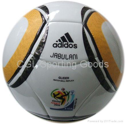 2010 South Africa World Cup Soccer Ball(PVC)