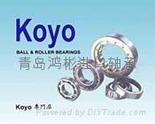 日本KOYO角接觸球軸承 7018CDT