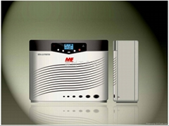車用空氣清新機產品設計、空氣淨化器外觀、結構設計
