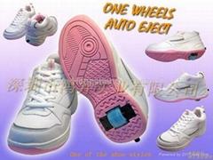 Retractable Roller shoes