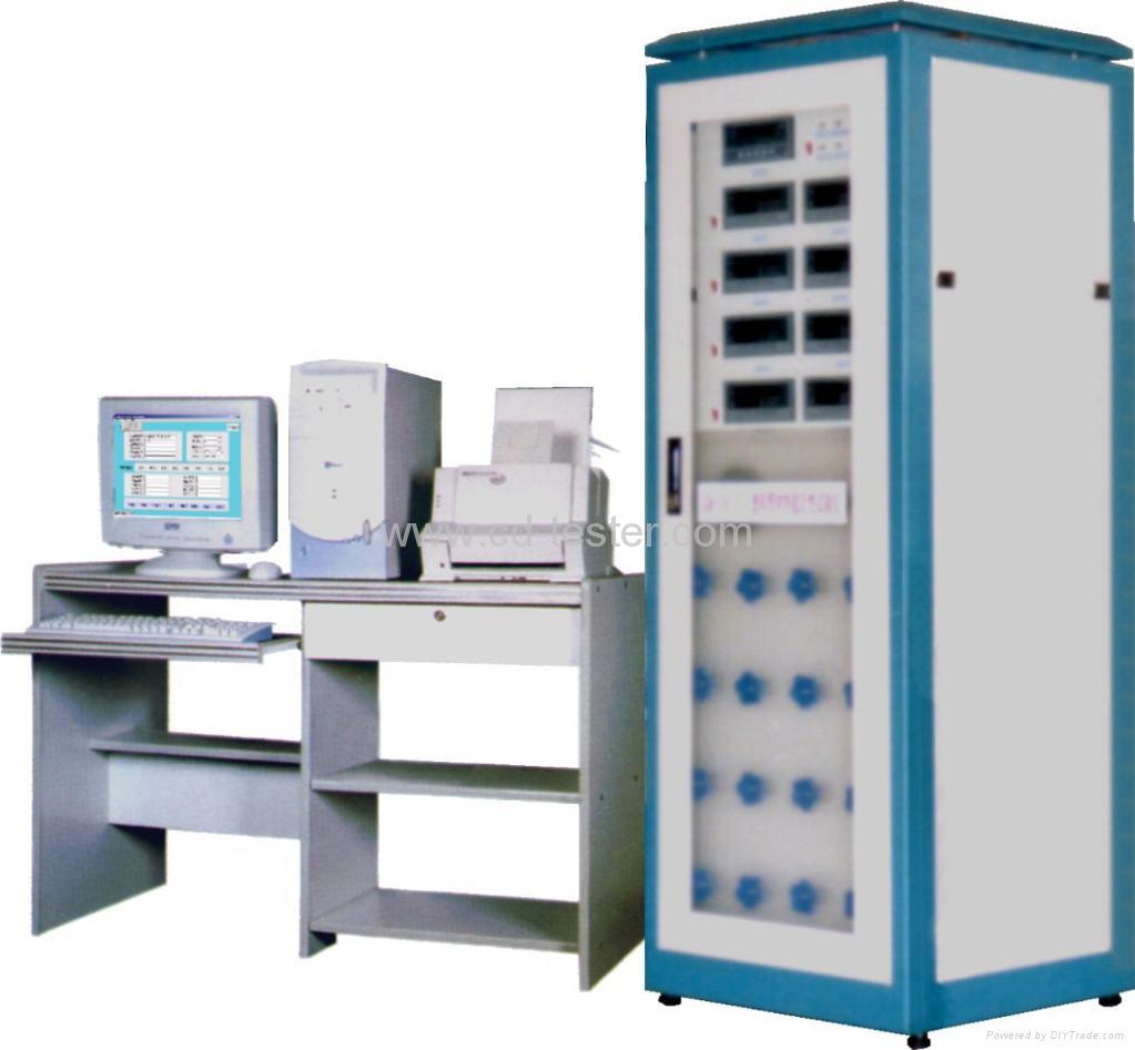 Plastic-pipe Hydraulic Pressure Testing Machine 1