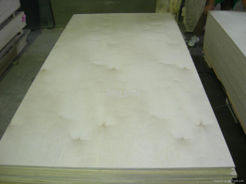 White birch plywood anlian china manufacturer timber