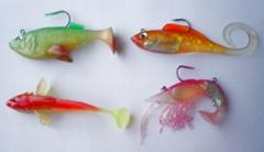 soft fly fish