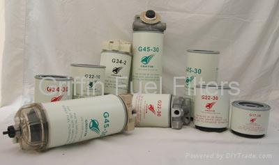 Fuel water separator 1