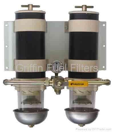 Marine Fuel Filter/Water Separator 1