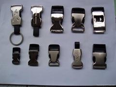 挂帶配件、箱包扣具、五金插扣、金屬開瓶器,繩帶扣