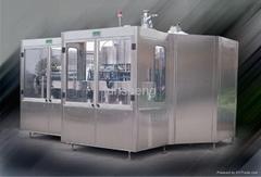 多功能全自动常温灌装机(用于矿泉水,纯净水)