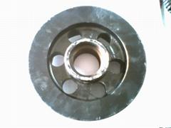 散热器风扇皮带轮