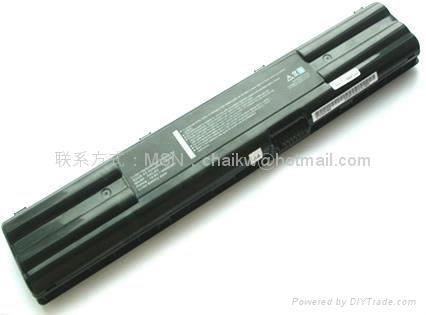 厂家供应全新ASUS笔记本电池 A3 1