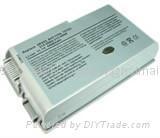 厂家供应全新DELL笔记本电池D600