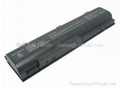 厂家供应OEM笔记本电池HP DV2000