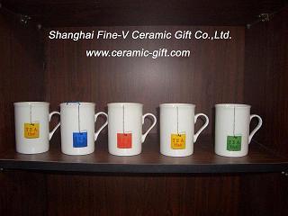porcelain mug,ceramic cup,ceramic gift 1