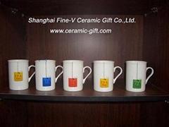 porcelain mug,ceramic cup,ceramic gift