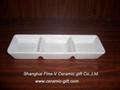 partition plate,cermaic dinnerware,porcelain tableware,stoneware mug cup 1