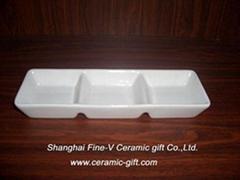 partition plate,cermaic dinnerware,porcelain tableware,stoneware mug cup