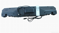 RF remote for electric actuator