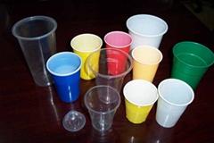 Plastic Paper Disposable Cups