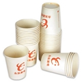 Plastic Paper Disposable Cups 2