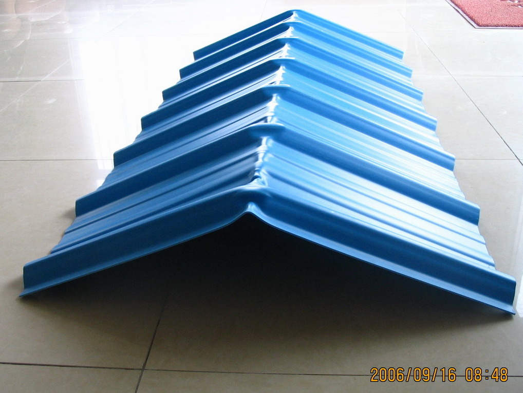 Carbon Fiber Upvc Roof Tile China Manufacturer Heat
