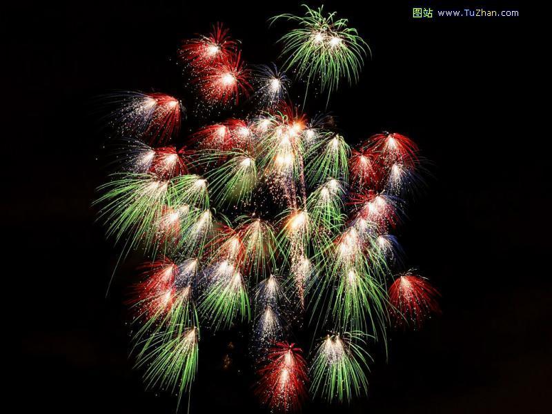 Amazing fireworks 3