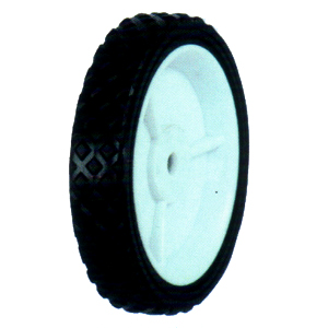 rubber wheel 3