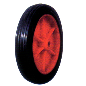 rubber wheel 5