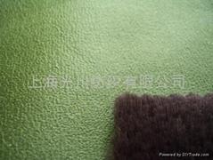 韓國超纖皮-仿羊皮(非PU)
