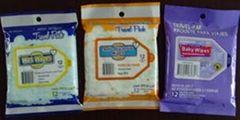 travel pack babywipes  wetwipes