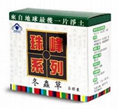 Cordyceps Capsules (Tibet Natural Product)