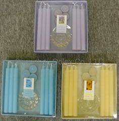 11pcs candle set