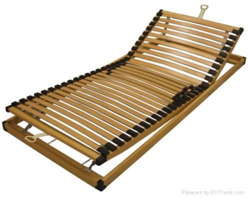 Manual Adjustable Bed Frame 3