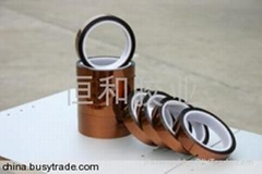 High-temperature polyimide tape