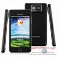 i9100 Android 2.3 OS Smart Phone 3G TV GPS WiFi 4.1 Inch Multi-touch Screen