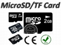 2GB TF Card Micro SD Cards price on 9th August