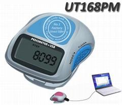 USB pedometer - UT168PM