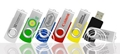 4GB Rotatable USB Flash Drive USD 4.7 Each Product with White gift box