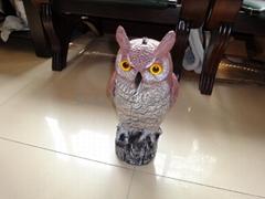 塑料猫头鹰