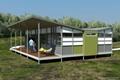 Relocatable Eco Smart House 1