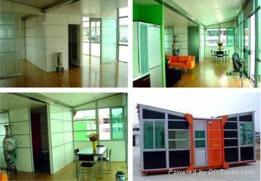 Relocatable Eco Smart House 3