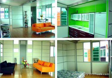 Relocatable Eco Smart House 4