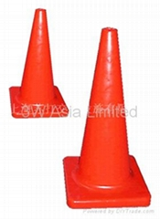 Soft PVC Traffic Cone(28inch/71cm)